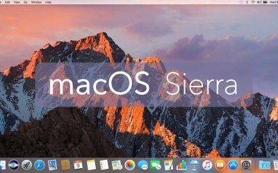Apple releases macOS Sierra