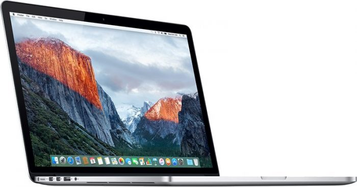 MacBook Pro battery recall