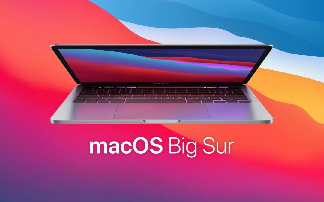 macOS Big Sur 11.6 and iOS 14.8 update